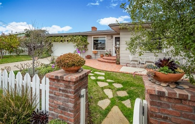 Encinitas/Leucadia, Leucadia, Leucadia Beach Community, Leucadia/Encinitas Single Family Home For Sale: 1655 Eolus Ave