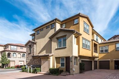 Santee Townhouse For Sale: 1401 Calabria
