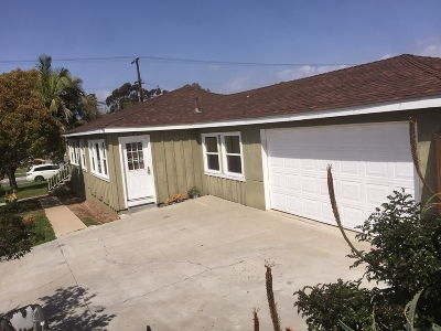 Chula Vista Single Family Home For Sale: 403 First Ave