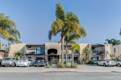 San Diego Attached For Sale: 4541 Florida St. #220