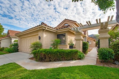 Vista Single Family Home For Sale: 2286 Vista Valley Ln