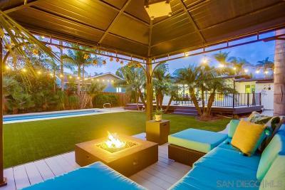 Encinitas Single Family Home For Sale: 1090 Balour Drive