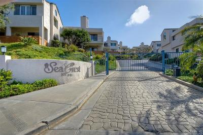 Encinitas Townhouse For Sale: 939 Hygeia Ave