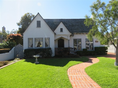 Chula Vista Single Family Home For Sale: 462 E St