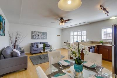 North Park, North Park - Morley Field, North Park Bordering South Park, North Park, Kenningston, North Park/City Heights, Northpark Attached For Sale: 4165 Alabama St #8