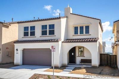 Chula Vista Single Family Home For Sale: 1234 Camino Prado