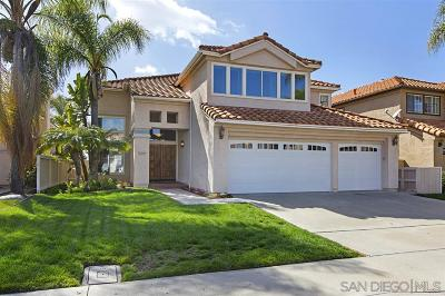 Single Family Home For Sale: 12568 Sora Way