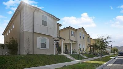 Escondido Single Family Home For Sale: 21627 Trail Blazer Ln