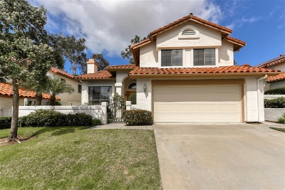 San Diego CA Single Family Home For Sale: $1,175,000