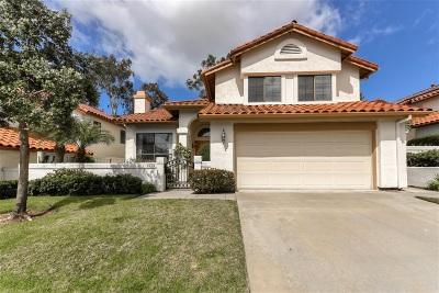 Single Family Home For Sale: 4216 Caminito Terviso
