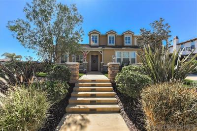 Chula Vista Single Family Home For Sale: 2984 Winding Fence Way