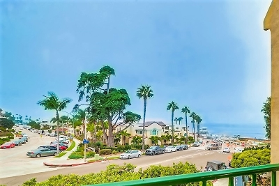 La Jolla Rental For Rent: 909 Coast Blvd #6