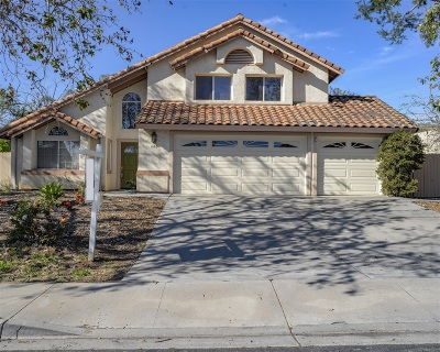 Escondido Single Family Home For Sale: 680 Brotherton Rd