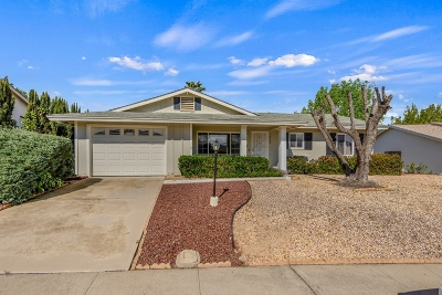 Single Family Home For Sale: 16948 Bellota Dr