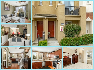 San Marcos Townhouse For Sale: 1275 Elfin Forest Rd