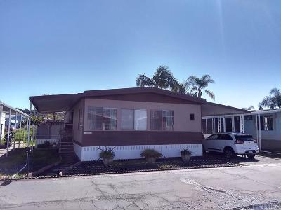 San Marcos Mobile/Manufactured For Sale: 2907 S Santa Fe Ave #79