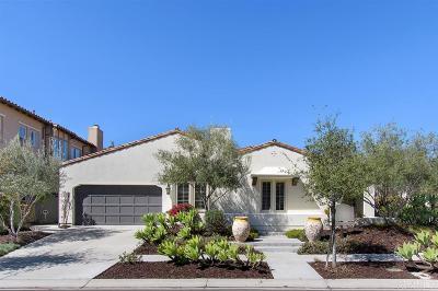 Single Family Home For Sale: 14596 Caminito Lazanja