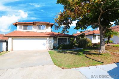 Chula Vista Single Family Home For Sale: 917 Blackwood Rd.
