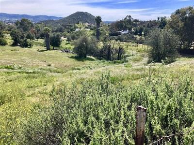 Valley Center Residential Lots & Land For Sale: Villa Sierra Ln #18