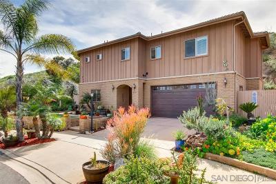 Fallbrook Single Family Home For Sale: 3321 Via Altamira