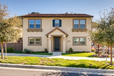 Escondido Single Family Home For Sale: 2666 Overlook Point Drive