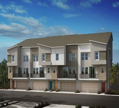 San Marcos Attached For Sale: 344 Fitzpatrick Road #101 B2