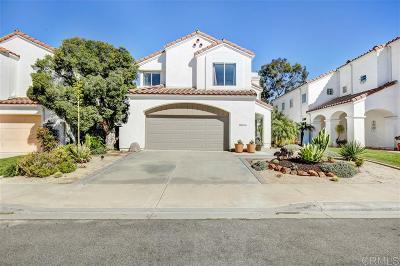 Oceanside Single Family Home For Sale: 3644 Via Alicia