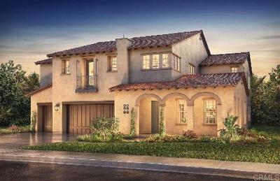 Single Family Home For Sale: 3247 Corte Premana