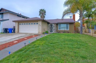 San Diego Single Family Home For Sale: 2848 Corte Rayito