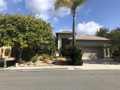 San Diego Single Family Home For Sale: 11038 Poinsett Rd.