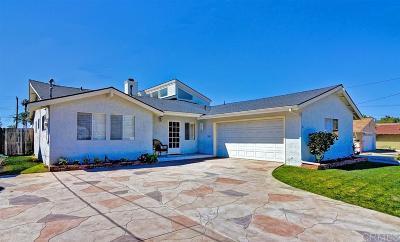 San Diego Single Family Home For Sale: 8335 Lake Adlon Drive