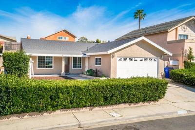 San Diego Single Family Home For Sale: 1527 Caramay Pl