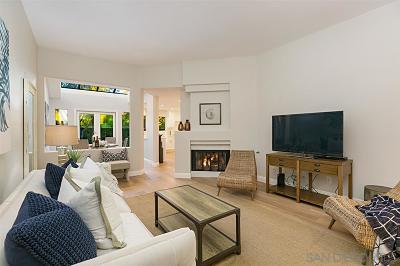 La Jolla Single Family Home For Sale: 5732 Caminito Empresa