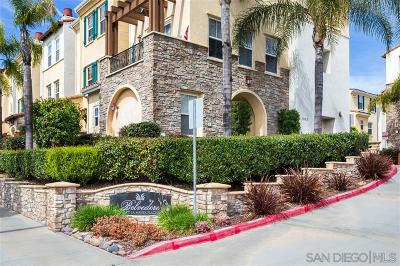 Single Family Home For Sale: 7370 La Mesita Place #16