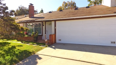 San Diego County Condo For Sale: 921 Woodlake Dr