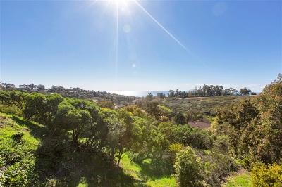 La Jolla Single Family Home For Sale: 7060 Caminito Manresa