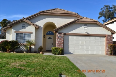Riverside County Single Family Home For Sale: 29728 Via Las Chacras
