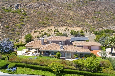 Single Family Home For Sale: 17644 Las Repolas