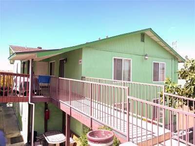 San Diego County Multi Family 2-4 For Sale: 320 Willie James Jones Ave