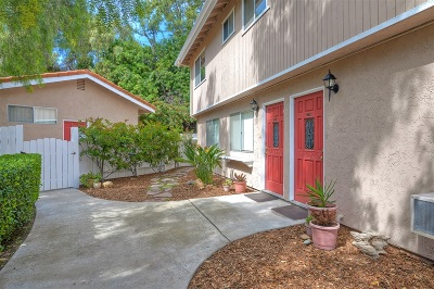 Bonita Multi Family 2-4 For Sale: 3734-36 Bonita Canyon Road