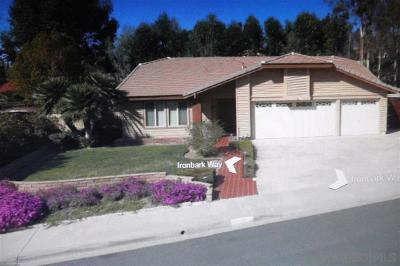 Single Family Home Pending: 13218 Ironbark Way