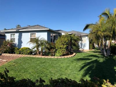 Oceanside Multi Family 2-4 For Sale: 302-304 Whaley