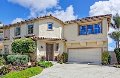 Carlsbad Single Family Home For Sale: 7106 Tanager Dr