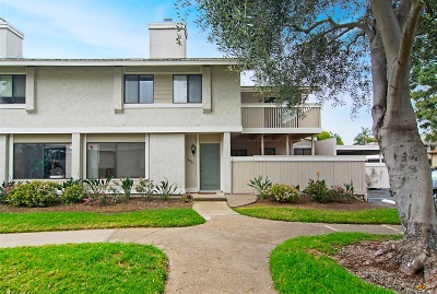 San Diego Townhouse For Sale: 4007 Camino Lindo