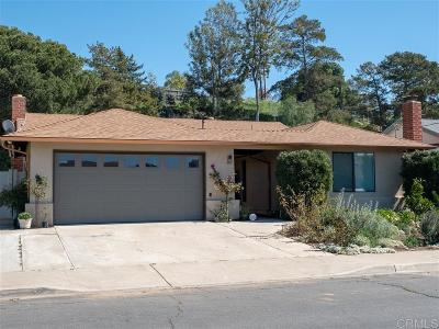 Single Family Home For Sale: 5165 Argonne Court