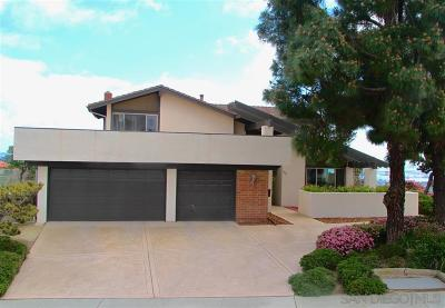 San Diego CA Single Family Home For Sale: $1,475,000