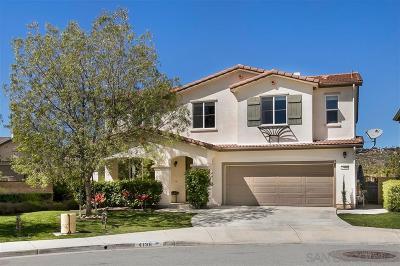 Single Family Home For Sale: 4136 Lake Shore Ln