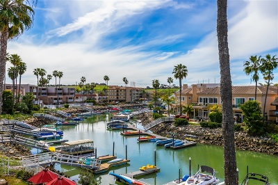 Carlsbad Attached For Sale: 4637 Park Dr #11