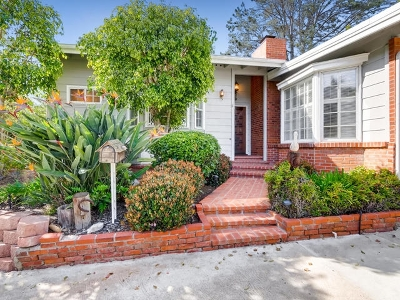 San Diego Single Family Home For Sale: 3344 Talbot