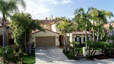 Carlsbad Single Family Home For Sale: 3219 Avenida La Cima